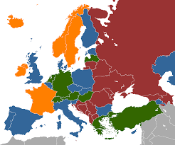 Brussels Map Of Europe by Prostitution In Europe Wikipedia