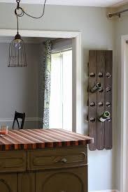 perfect wall mounted wine rack u2014 randy gregory design minimalist