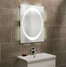 bathroom cabinets fancy backlit bathroom mirrors uk illuminated
