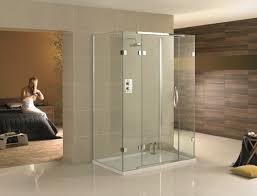 innovative frameless shower stall shower enclosures furniture ideas