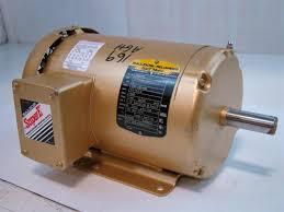 baldor reliance super e motor 2hp 208 230 460v 5 3 5 2 5amps