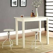 white pub table set white pub table awesome white bistro table and chairs buy tavern 3