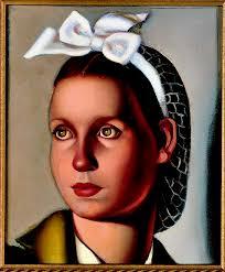 Tamara De Lempicka Art by Tamara De Lampicka Symbol Of Elegance And Transgression