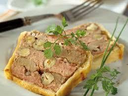 canard cuisine pâté de canard en croûte aux noisettes recettes femme actuelle