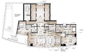hotel suite floor plans the st regis changdu presidential suite bali u hotel plan
