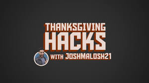 thanksgiving hacks the skit guys