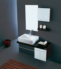 Bathroom Wall Shelving Ideas by Bathroom Cabinets With Sinks Good Looking Corner Bathroom Vanity