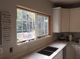 How To Do Tile Backsplash by Tile Backsplash How To Handle Window Trim
