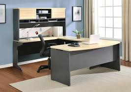 Used Computer Desk With Hutch Office Desk Executive Office Desk With Hutch U Shaped Wood Desk