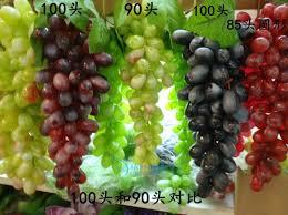 Grapes Home Decor Aliexpress Com Buy 34pcs Pvc Grape Grapes Home Fruit Plate