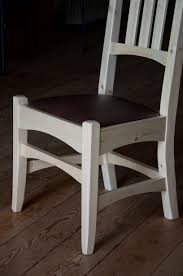 Upholster A Dining Chair by Upholstering An Inset Leather Seat Paul Sellers U0027 Blog