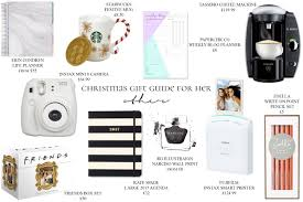 Christmas Gifts For Her Christmas Gift Guide For Her Beauty And The Chic