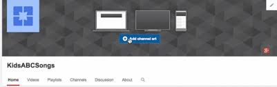 best home design youtube channels how to add a youtube banner channel art 2014