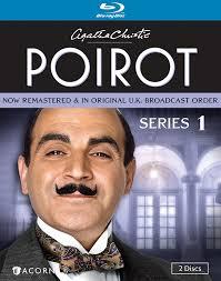 poirot halloween party cast amazon com agatha christie u0027s poirot series 1 blu ray david
