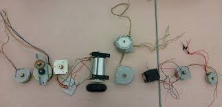 arduino junk pile stepper motor survey wikiversity