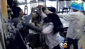 lancaster nail salon brawl breaks out after manicurist refuses to