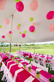 girl baby shower baby shower inspiration the bright ideas