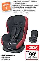 carrefour siege auto carrefour promotion siège auto mega max tex baby siège voiture
