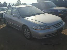 2002 silver honda accord jhmcg66852c011715 2002 silver honda accord on sale in ca san