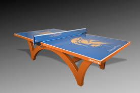 custom table tennis racket uberpong custom ping pong tables i need that
