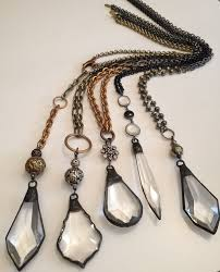 vintage crystal pendant necklace images 4054 best jewelry images jewelry ideas diy jewelry jpg