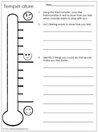 best ideas of cbt worksheets for anger on download resume