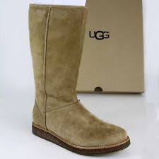 ugg womens josie heeled boots stout ugg australia solid knee high boots suede shoes for ebay