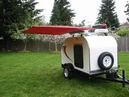 Awning For Travel Trailer 535 Best Teardrop Camper Ideas And Designs Images On Pinterest