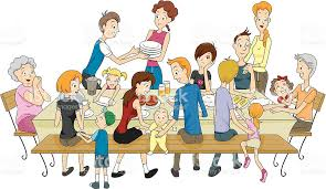 family reunion clip vector images illustrations istock