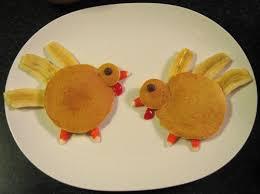 pancake turkeys recipe mrbreakfast