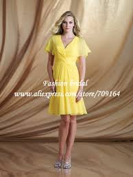Canary Yellow Dresses For Weddings Yellow Jr Bridesmaid Dresses Wedding Dress Shops