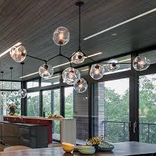 Glass Bubble Chandelier Aliexpress Com Buy Luxury Glass Bubble Chandelier Lighting