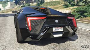 lykan hypersport doors lykan hypersport 2014 for gta 5