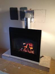 install gas fireplace binhminh decoration