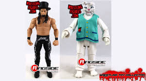 Wwe Battle Pack 38 Adam Rose U0026 The Bunny Review Thoughts Action