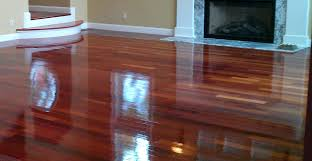 decking varnished mahogany wood flooring interior handsome