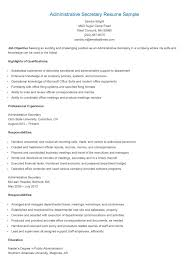 sample legal secretary resume sample resume company secretary contegri com
