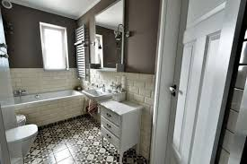 Bathroom Contemporary Bathroom Tile Design by Subway Tiles In 20 Contemporary Bathroom Design Ideas Rilane