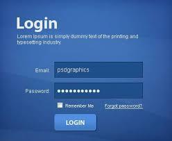 30 free web login page form psd templates best web design