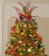 impressive ideas tree topper the kinkade