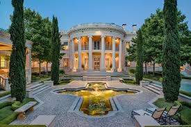 mansions in dallas white house style mansion for sale dallas texas white house
