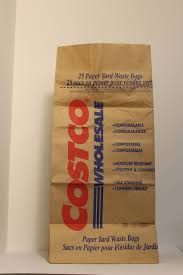 cheap paper yard waste bags