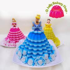 princess cakes self q jelly 1 6kg disney princess cakes 11street