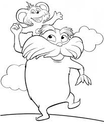 lorax coloring pages pdf lorax coloring pages coloring pages