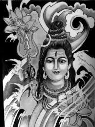 lord shiva design india tatto tatto design