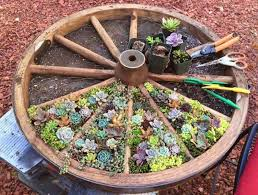 Idea For Garden Diy Garden Diy 40 Ideas For Gardening With Recycled Items