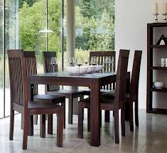 Cleaning A Wooden Dining Table by 138 Best Dining Table And Chairs Images On Pinterest Dining Sets