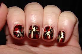 robin moses nail art nail art christmas holiday nail art holiday