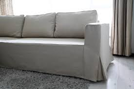 Ikea Sofa Discontinued Custom Ikea Manstad Sofa Bed Cover Loose Fit Style In Liege