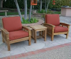 Deep Seat Outdoor Furniture by Mission Style Deep Seating Set By Tomsoutdoorfurniture Com